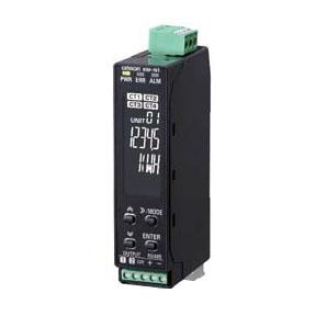 オムロン KM-N1-FLK 超小型サイズ 電力量モニタ 適用相線式:単相2線式、単相3線式、三相3線式 RS-485通信 パルス出力 脱着式コネクタ