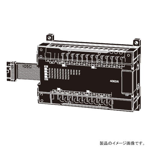 在庫品 オムロン CP1W-40EDT 拡張ユニット 入出力ユニット 入力24点 出力16点 トランジスタ(シンク)