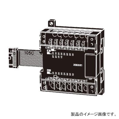 オムロン CP1W-20EDT 拡張ユニット 入出力ユニット 入力12点 出力8点 トランジスタ(シンク)