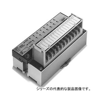 オムロン SRT2-OD16 リモートI/Oターミナル トランジスタタイプ 出力用16点 NPN対応(-)コモン ねじ端子 DINレール取付