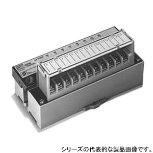 オムロン SRT2-ID8 リモートI/Oターミナル トランジスタタイプ 入力用8点 NPN対応(+)コモン ねじ端子 DINレール取付