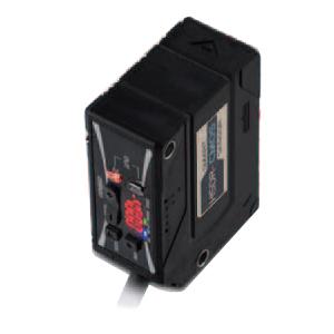 オムロン ZX0-LD300A61 2M アンプ内蔵CMOSレーザセンサ本体 コード引き出しタイプ NPN出力 検出距離 300mm コード長2m