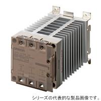 オムロン G3PE-515B-3N DC12-24 ヒータ用ソリッドステート・リレー サイリスタ出力形(ヒータ用) 入力電圧DC12~24V 3a 出力15A AC200~480V ゼロクロス機能 動作表示 ネジ端子