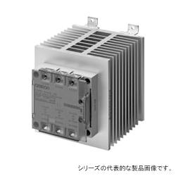 オムロン G3PE-545B-3N DC12-24 ヒータ用ソリッドステート リレー サイリスタ出力形 ヒータ用 出力45A ゼロクロス機能 ネジ端子 入力電圧DC12~24V 売店 お得なキャンペーンを実施中 動作表示 AC200~480V 3a