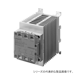 オムロン G3PE-235B-3N DC12-24 ヒータ用ソリッドステート・リレー トライアック出力形(ヒータ用) 入力電圧DC12~24V 3a 出力35A AC100~240V ゼロクロス機能 動作表示 ネジ端子