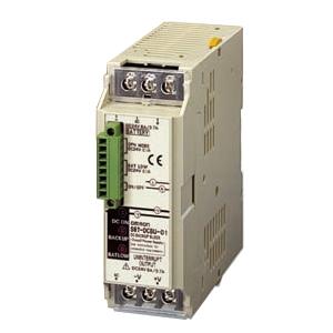 在庫品 オムロン S8T-DCBU-01 スイッチング・パワーサプライ 関連機器 ブロック電源DCバックアップブロック 入力DC24-28V 24V3.7A/8A出力