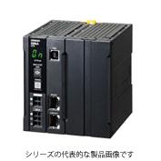 オムロン S8BA-24D24D120LF 産業用コンピュータ用UPS(小型無停電電源装置)本体 容量5A/120W DC24V入力 24V出力 DINレール取り付け
