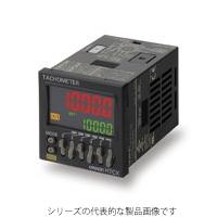 在庫品 オムロン H7CX-R11-N AC100~240V タコメータ 1段 48×48×84.1mm 6桁 無電圧入力/電圧入力(切替) 出力 2入力独立計測時以外: 上下限/範囲/上限/下限 接点出力 停電記憶 リセットキー ブラック(11ピン)