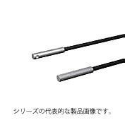 在庫品 オムロン E32-T24S 2M センサ用ファイバユニット 透過形 細径ビーム Φ3.5円柱 サイドビュー