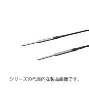 在庫品 オムロン E32-T24R 2M センサ用ファイバユニット 透過形 柔軟 小型サイズ Φ1円柱 サイドビュー 曲げ半径R1