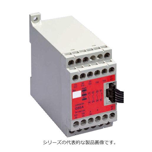 在庫品 オムロン G9SA-TH301 AC/DC24 セーフティ・リレーユニット 2ハンドコントローラ 主接点3a 補助接点1b 入力2ch