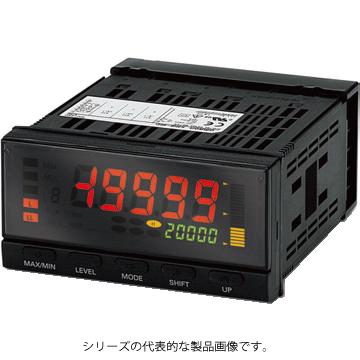 オムロン K3HB-XAD-CPAC11 AC100-240 電圧・電流パルスメータ 96×48mm 直流電流入力タイプ リレー接点出力タイプ PASS 1c/H、L : 各1c ねじ端子