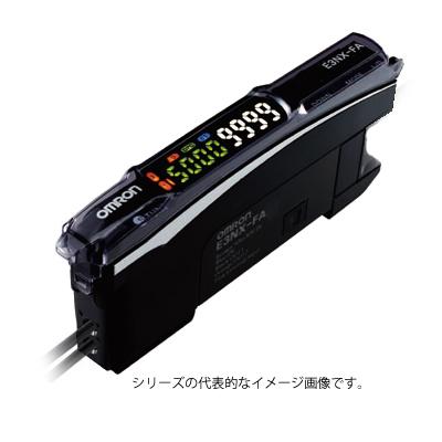 オムロン E3NX-FA7TW スマートファイバアンプ 高機能タイプ 2出力 NPN出力 省配線コネクタタイプ ゼロリセット/オートパワーコントロール/ダイナミックパワーコントロール機能/タイマ/設定リセット/エコモード/バンク切替/パワーチューニング/出力設定/ヒス幅設定