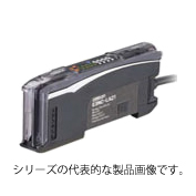 オムロン E3NC-LA21 2M スマートレーザセンサ アンプユニット 入光時ON/遮光時ON(切替式) NPN出力 コード引き出しタイプ(2m) タイマ機能