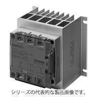 オムロン G3PE-235B-2 DC12-24 スリムタイプ三相ヒータ用ソリッドステート・コンタクタ 入力電圧DC12~24V 素子数2 出力35A AC100~240V ゼロクロス機能 動作表示 ネジ端子 ねじ取付