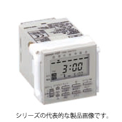 オムロン H5F-A 48×48mm AC100~240V50/60Hz(共用) 有接点1aAC250V15A 端子台 和文仕様形式 埋込み取りつけ デジタル・デイリータイムスイッチ