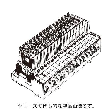オムロン G7TC-ID16 DC100/110 I/Oリレーターミナル 入力用16点(1a×16) NPN対応(-)コモン DINレール取付可