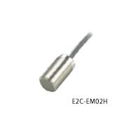 オムロン E2C-EM02H アンプ分離近接センサ(高精度デジタルタイプ) センサヘッド シールド M12×1mm 検出距離2mm コネクタ中継タイプ(特殊)
