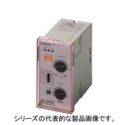 オムロン SE-KP2N モータ・リレー 反限時動作形 復帰方式手動 AC200/220/240V プラグイン形