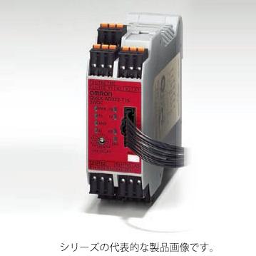 オムロン G9SX-AD322-T15-RC DC24 フレキシブル・セーフティユニット 高機能ユニット 安全出力(瞬時3/オフディレー2) 補助出力2 論理接続(入力1/出力1) オフディレー最大設定時間15秒 スプリング式端子台