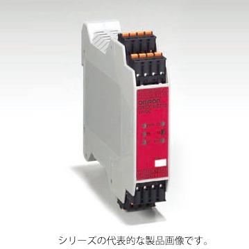 在庫品 オムロン G9SX-BC202-RC DC24 フレキシブル・セーフティユニット スプリング式端子台
