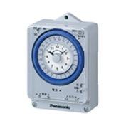 パナソニック TB3909K クォーツモータ式 24時間式タイムスイッチ(1回路)1c接点 AC100-200V (別回路) 停電補償300時間