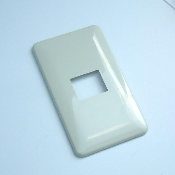 やっぱりパナソニックの配線器具 パナソニック WTF7001W コスモシリーズワイド21 コンセントプレート 特価キャンペーン ホワイト 1コ用 訳あり