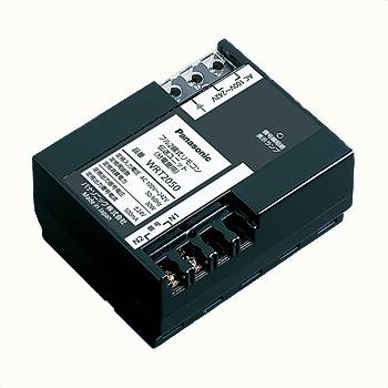 パナソニック WRT2050 フル2線式リモコン伝送ユニット(分電盤用)(AC100-242V)