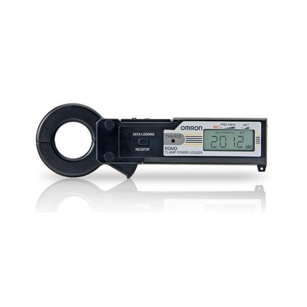 オムロン ZN-CTC11 オールインワンモデル クランプ一体型電力ロガー 積算電力量/有効電力/電流 適用相線式 単相2線/三相3線 クランプコア内径φ23 W146×H47×D20mm USB