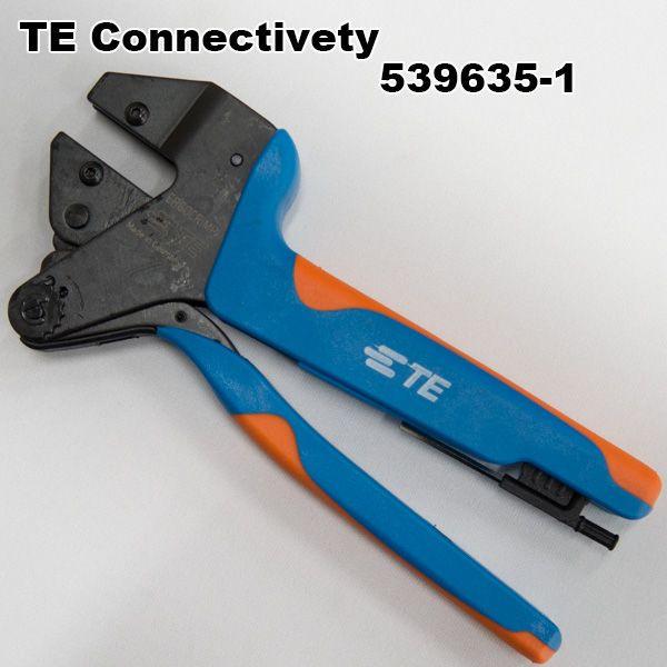 TE Connectivety (AMP)工具 539635-1 ERGO CRIMP HANDTOOL