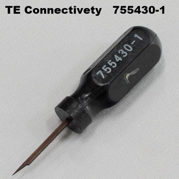 TE Connectivety (AMP)工具 755430-1 EXT TOOL FOR DOUBLE LOOK
