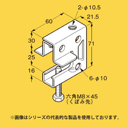 ネグロス電工 HB1U 受注生産品 新品■送料無料■ ツリカナグ
