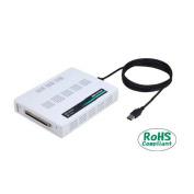 在庫品 コンテック(CONTEC) DIO-1616LX-USB USB I/Oユニット Xシリーズ 絶縁型デジタル入出力ユニット