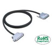 在庫品 コンテック PCB100/96PS-1.5 100ピン/ 96ピンピッチ変換シールドケーブル 1.5m