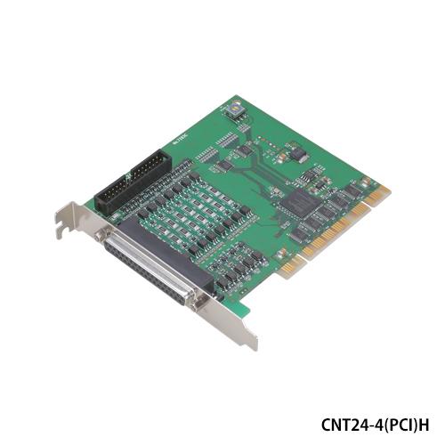 コンテック CNT24-4(PCI)H PCI対応 4ch 24ビットアップダウンカウンタボード
