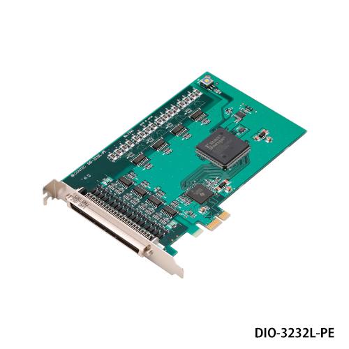 コンテック DIO-3232L-PE PCI Express対応 絶縁型デジタル入出力ボード