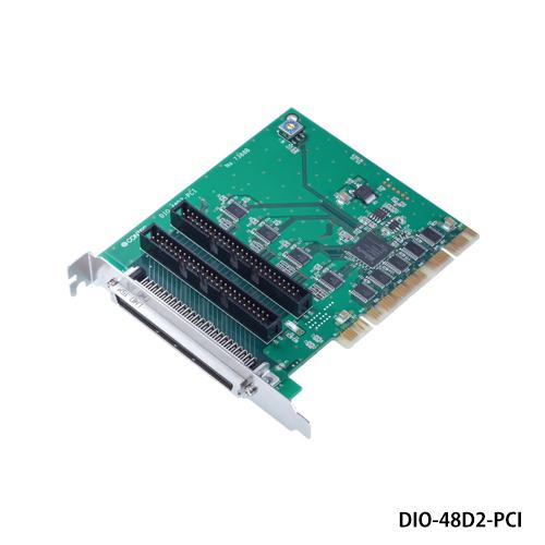 コンテック DIO-48D2-PCI PCI対応 非絶縁型双方向デジタル入出力ボード