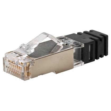<title>パンドウイット PANDUIT SPS6X88-C 100入りパック カテゴリ6A用8極8芯モジュラープラグ シールド 割引 STP タイプ</title>