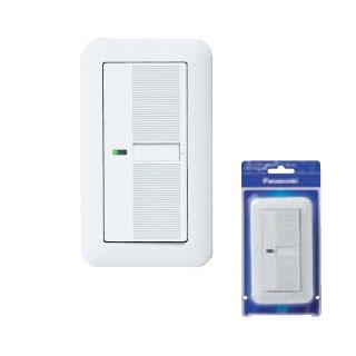 パナソニック WTP50511WP 購入 コスモシリーズワイド21 埋込ほたるスイッチB 予約販売品 ホワイト 片切 パック梱包