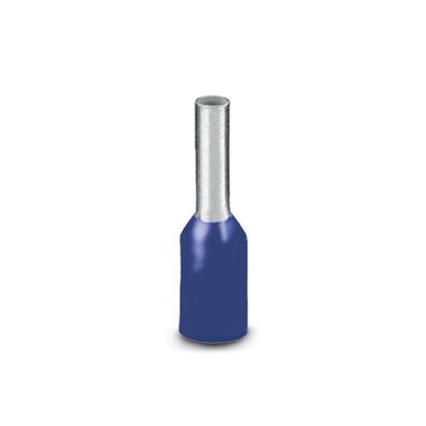 フエニックス コンタクト AI 2.5-8 BU 100入 絶縁スリーブ付棒端子 色:青 PHOENIX 電線断面積:AWG14 フェルール 導電部の長さ:8mm 新生活 返品交換不可 CONTACT