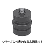 パトライト(KASUGA) JSD 24 STM5 E (50) 絶縁支持台 JSD-TM5Eシリーズ パネル直付タイプ(M5)