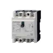 在庫品 三菱電機 NV100-KC 3P 60A 100-200V 30MA W 漏電ブレーカ 分電盤・制御盤用 漏電遮断器(漏電ブレーカ)