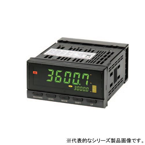 在庫品 オムロン K3HB-RNB-A AC/DC24 回転パルスメータ 96×48mm NPN/電圧パルス入力タイプ 出力なし ねじ端子