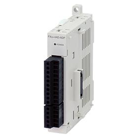 三菱電機 FX3U-4AD-ADP MELSEC-F FX3Uシリーズ シーケンサ用アナログ入出力アダプタ (アナログ入力4ch)