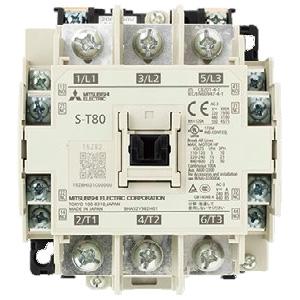 在庫品 三菱電機 S-T80 AC200V 電磁接触器