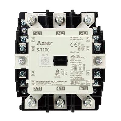 三菱電機 S-T100 AC200V 電磁接触器