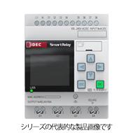 IDEC FL1F-H12RCE スマートリレー DC12/24V DC入力 入力8点/出力4点 リレー出力 LCD有り