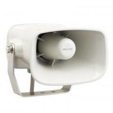 パトライト EHS-M2HA ホーン型電子音報知器 AC100~200V ライトグレー キャブタイヤコード仕様 電子音音色Aタイプ 音圧レベル最大110dB(at 1m)