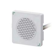 在庫品 シュナイダー(シグナリング) XVSA7BWN DIN72埋込型多音色電子音警報器 白 DC12-24V・NPN