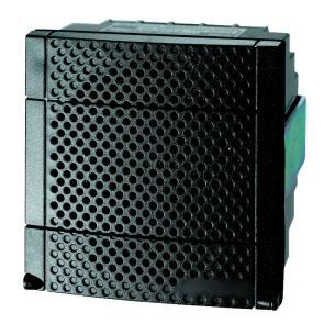 シュナイダー(シグナリング) XVS72BMBN DIN72埋込型多音色電子音警報器 NPN(黒)